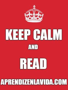 Keep calm compartir aprendizenlavida
