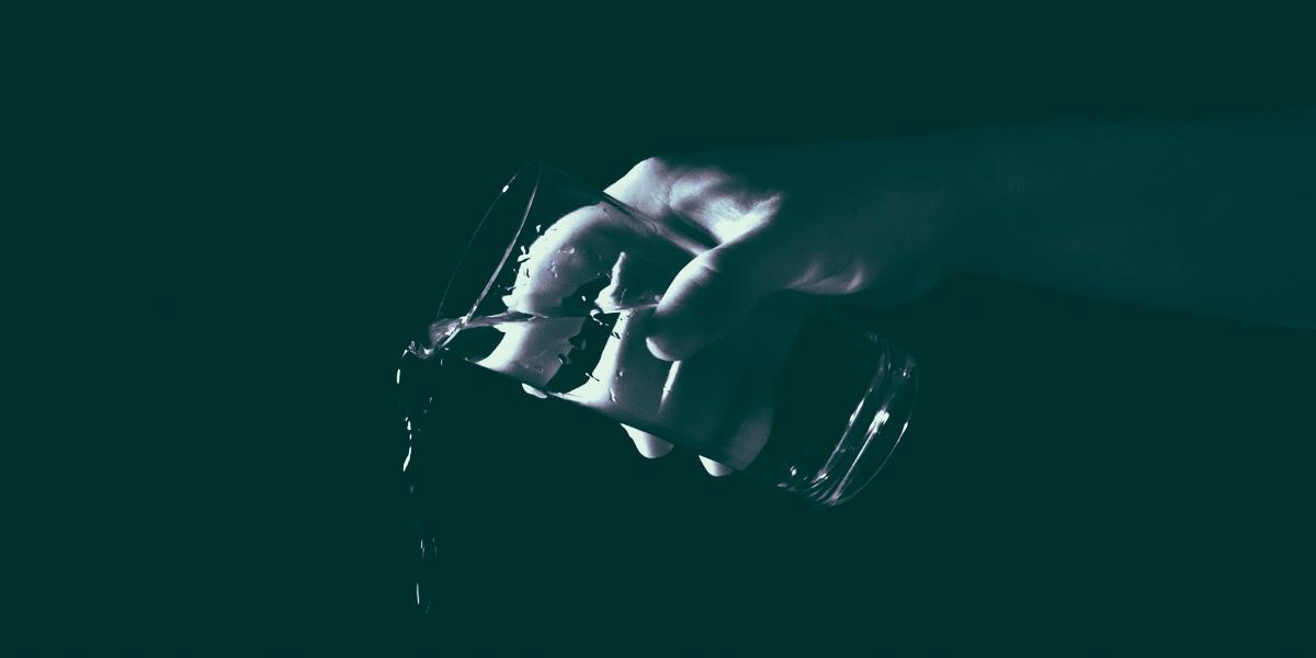 El vaso no esta ni medio lleno, ni medio vacío