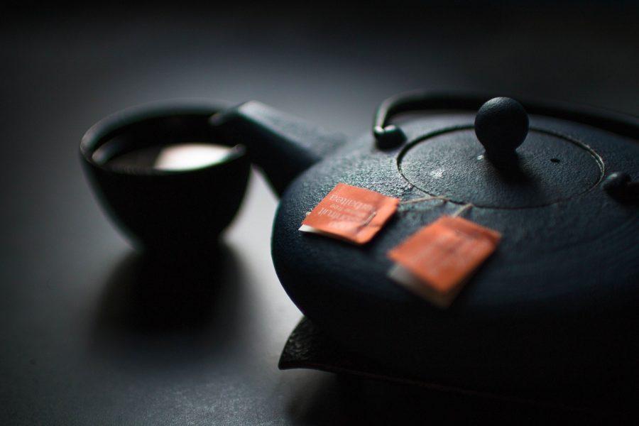 19 Una taza de té