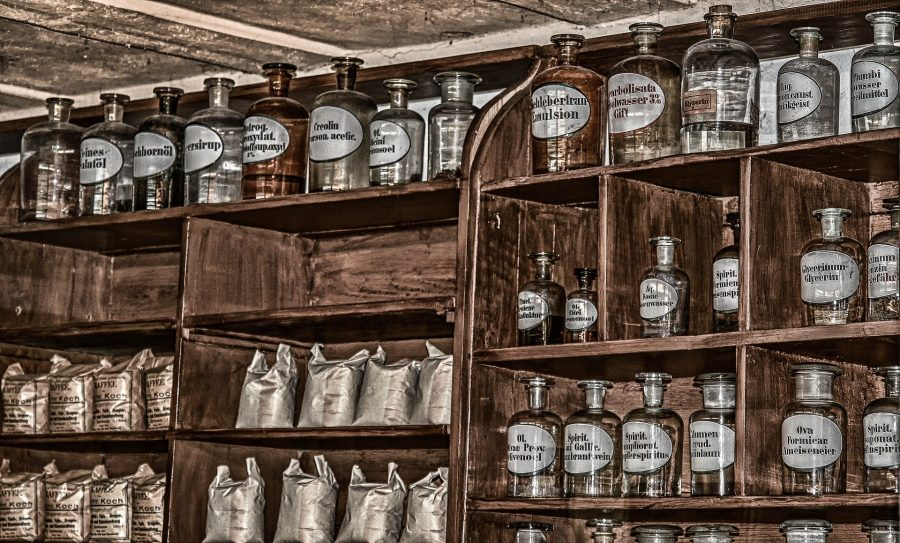 5 La farmacia